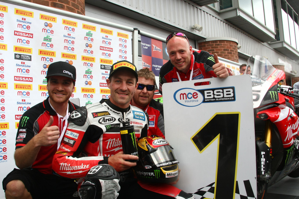 Brookes does the double at Brands Hatch