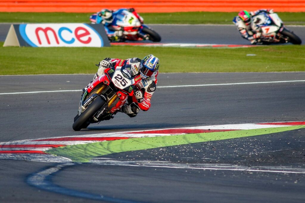 Brookes Double at Silverstone